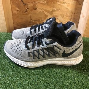 Nike Zoom Pegasus 32 Gray Running Shoes 6.5